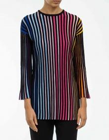 Jersey plisado punto multicolor KENZO