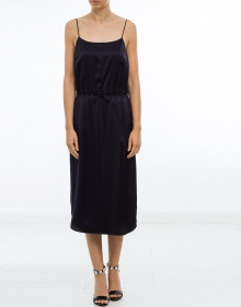Vestido tirantes goma cintura DKNY
