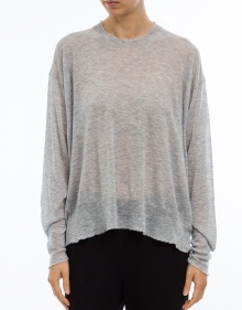 Basic cashmere sweater T BY ALEXANDER WANG