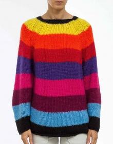 Jersey rayas colores BA&SH