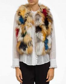 Multicolor vest ZADIG & VOLTAIRE