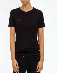T-shirt love entallada GANNI