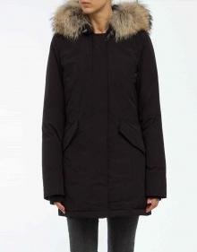 Luxury Artic parka - negro WOOLRICH