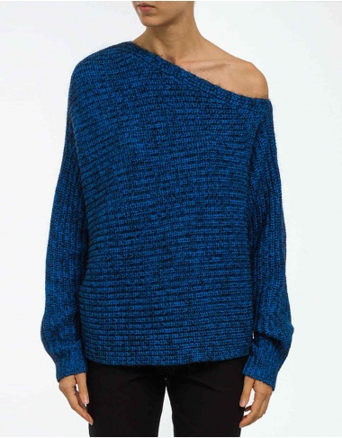 stitch Assymetric knitted sweater T BY ALEXANDER WANG