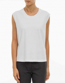 Basic sleeveless T-shirt T BY ALEXANDER WANG