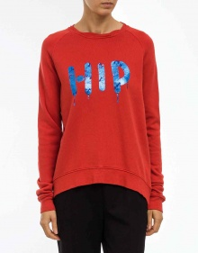 C/Felpa HIP-caldero THE HIP TEE