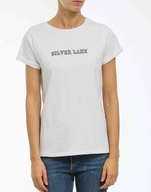 T-shirt SILVER LAKE A.P.C.