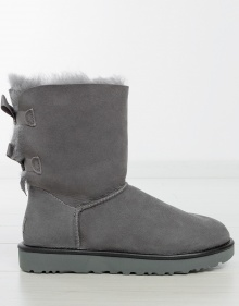 BAILEY BOW metallic UGG