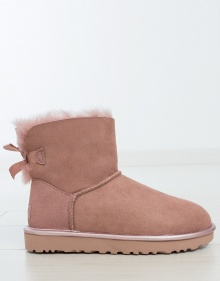 C/Mini BOW metallic - rosita UGG