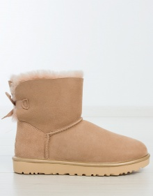 C/Mini BOW metallic - beige UGG