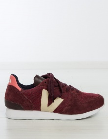 HOLIDAY sneakers - burgundy VEJA