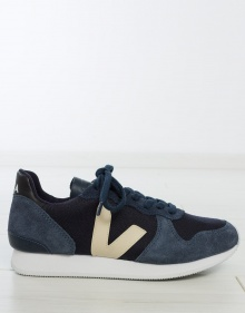 HOLIDAY sneakers - blue VEJA