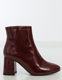 Botin charol CUEMEND SHOES