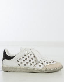 BRYCE - Studded sneakers ISABEL MARANT