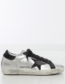 Superstar sneaker - silver GOLDEN GOOSE DELUXE BRAND
