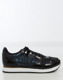 Sneaker paillettes WOODEN