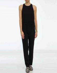 Crepe jumpsuit - black IRO