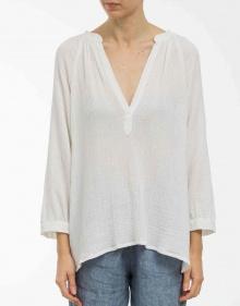 Bambula blouse - white MASSCOB