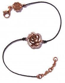 Rose diamonds bracelet VANESSA TUGENDHAFT